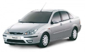 Ford Focus 1 Форд Фокус 1 (1998-2004)