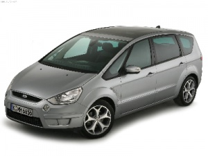 Ford S-Max Форд С-Мах (2010- )